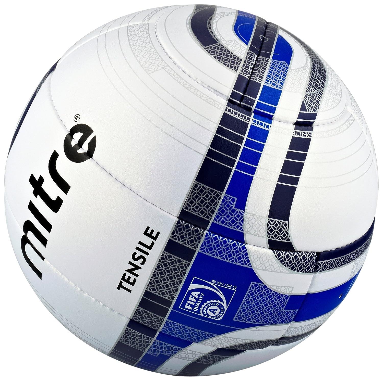 Mitre Tensile - Balón de fútbol: Amazon.es: Deportes y aire libre