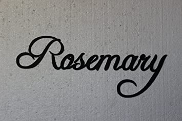 Amazon.de: sayitallonthewall Rosmarin Spice Wort Fancy ...