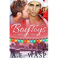 Boy Toys (Hot Off the Ice Book 3) (English Edition)