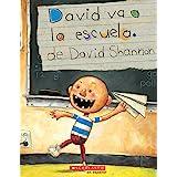 David va a la escuela (David Goes to School) (David Books) (Spanish Edition)