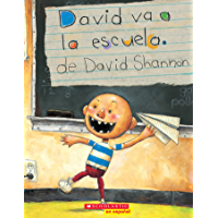 David va a la escuela (David Goes to School) (David Books) (Spanish Edition)