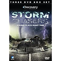 Storm Chasers - Season Three [DVD] (Series 3)