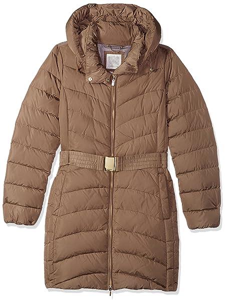 attraktive Mode an vorderster Front der Zeit zu Füßen bei Geox Women's W7425f Down Jacket