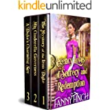 Regency Loves of Secrecy and Redemption: A Clean & Sweet Regency Historical Romance Collection