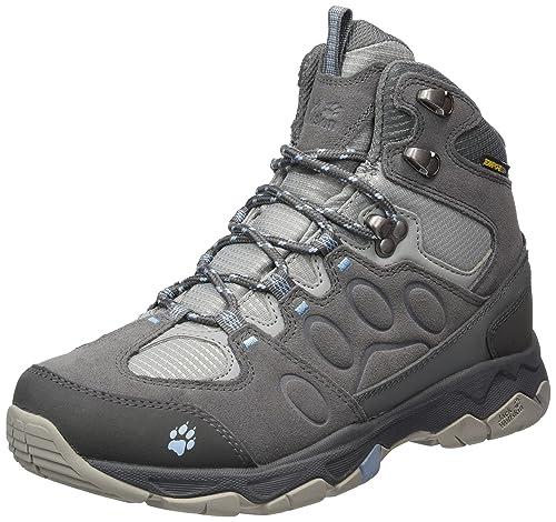 Womens MTN Attack 5 Texapore Mid W Wasserdicht High Rise Hiking Shoes Jack Wolfskin Really ZeHLWfYXJ