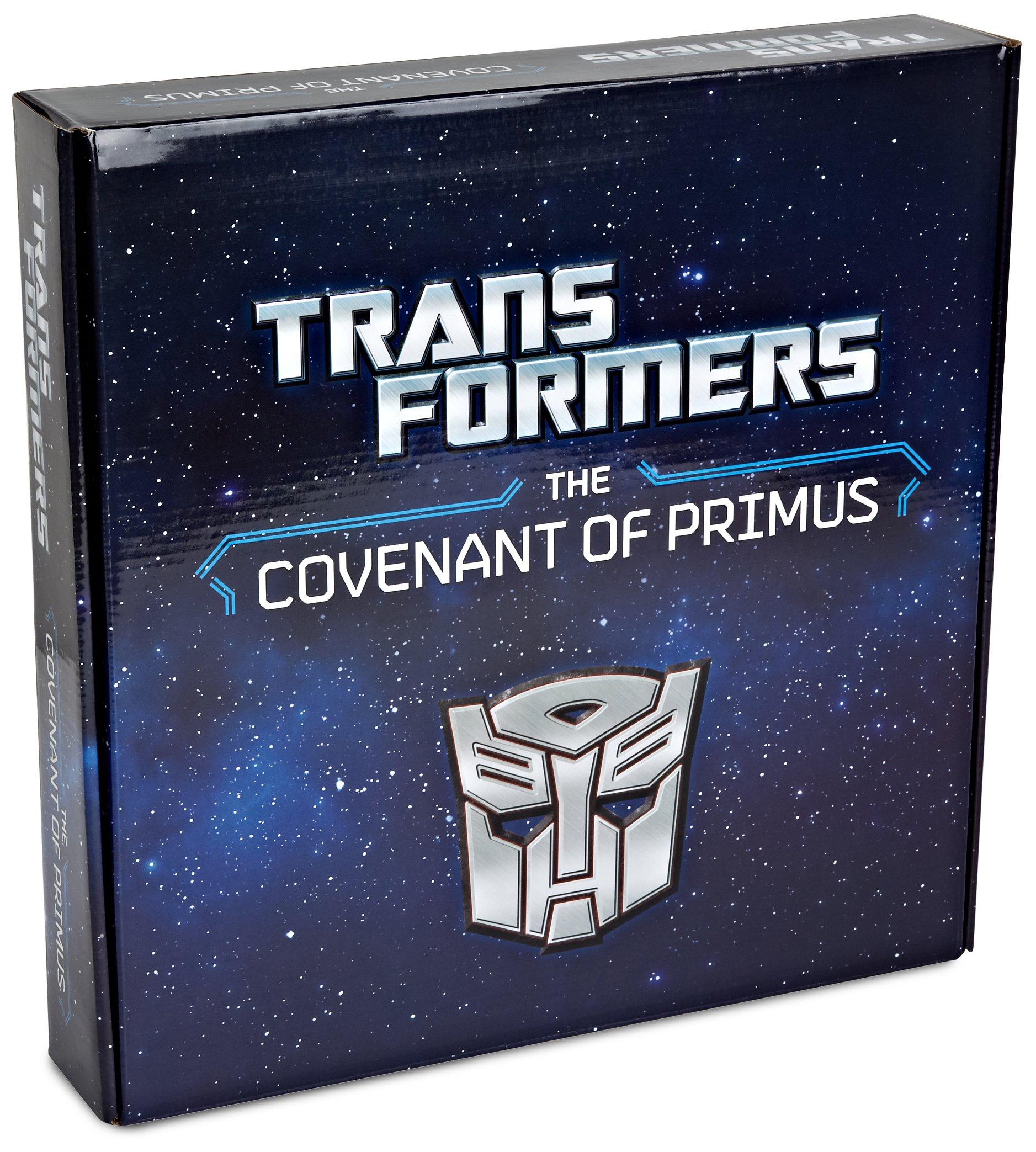 Transformers: The Covenant of Primus: Amazon.es: Justina Robson: Libros en idiomas extranjeros