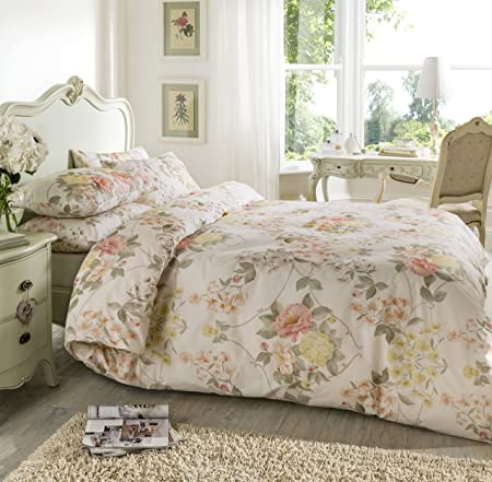 cover king with covers to standard size next decor scroll prepare pillowcase border throughout botanical set peach item duvet