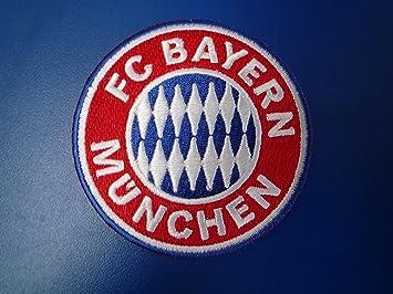 Aufnaher Emblem Klein Fc Bayern Munchen
