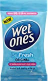 Wet Ones Be Fresh Travel Pack, 15 Wipes