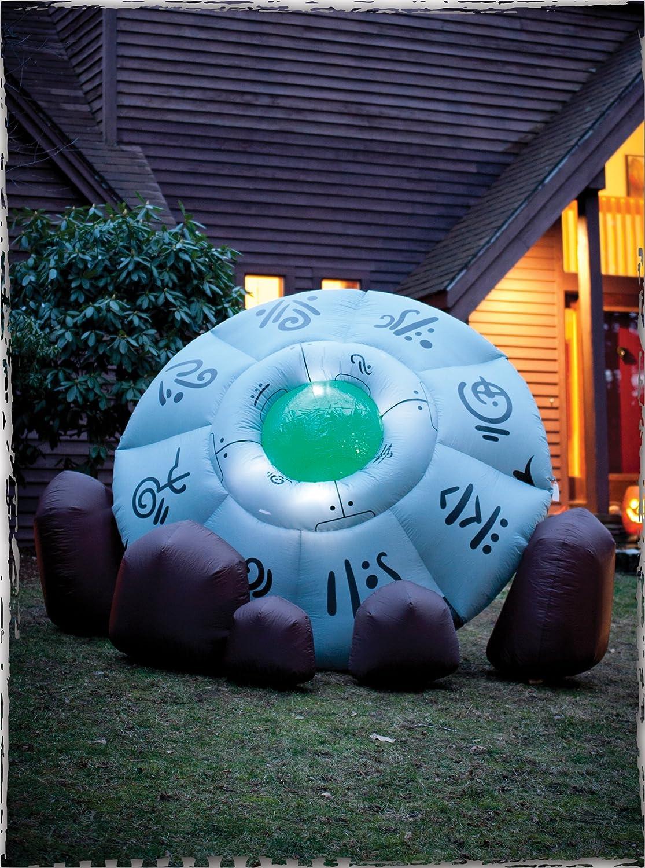 Morbid Enterprises Crashed UFO Inflatable