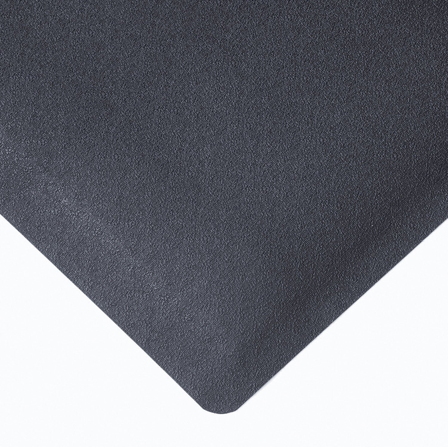 NoTrax Rubber 980 Pebble Trax Grande Anti-Fatigue Mat, for Dry Areas, 2' Width x 3' Length x 1'' Thickness, Black