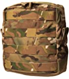 BLACKHAWK! S.T.R.I.K.E. Large, Utility Pouch with Zipper (Made in USA)