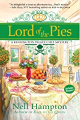 Lord of the Pies: A Kensington Palace Chef Mystery Hardcover