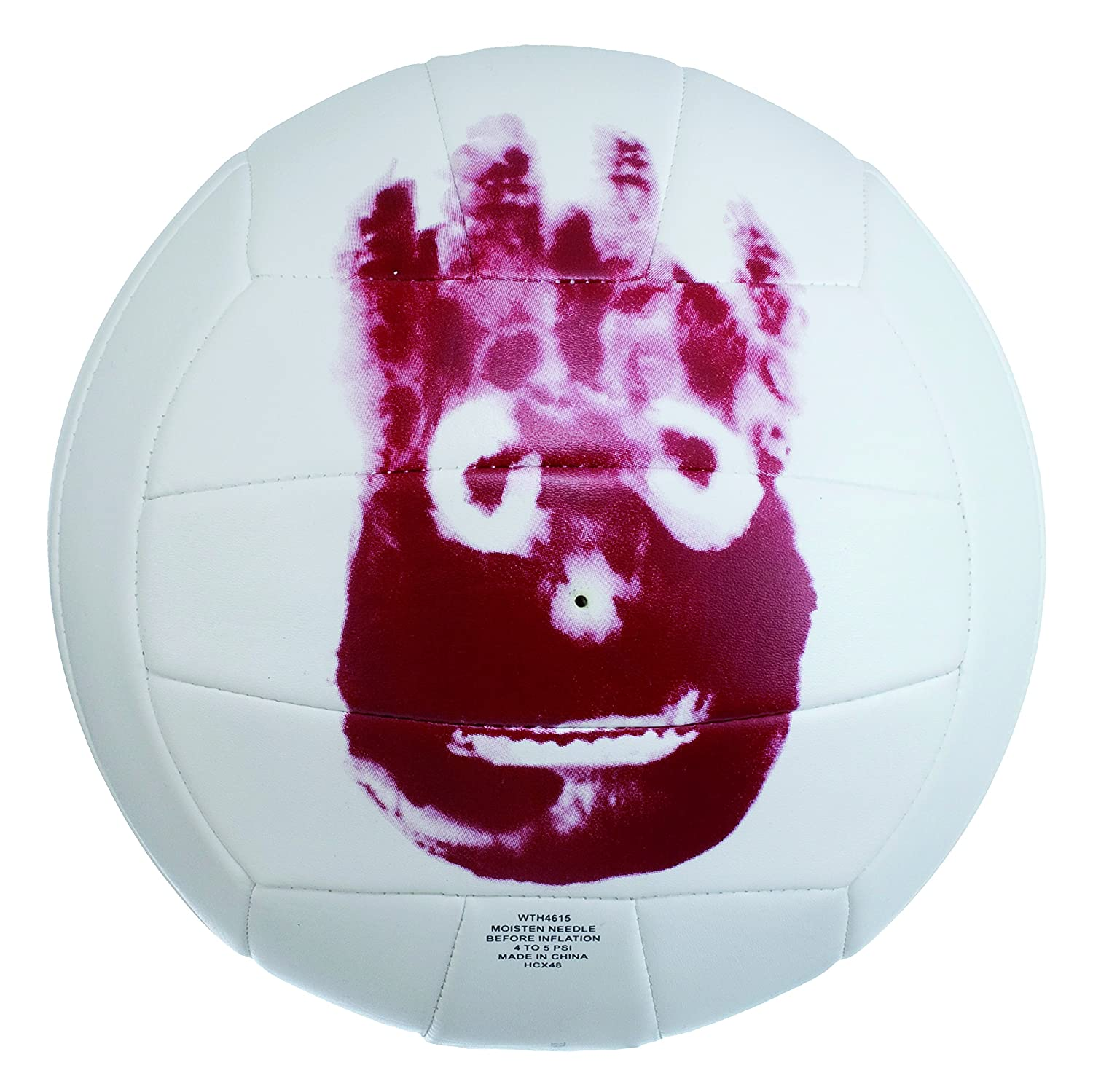 Wilson Beachvolleyball Wilson Ballon de Volleyball Extérieur Pour amateurs Blanc/Rouge