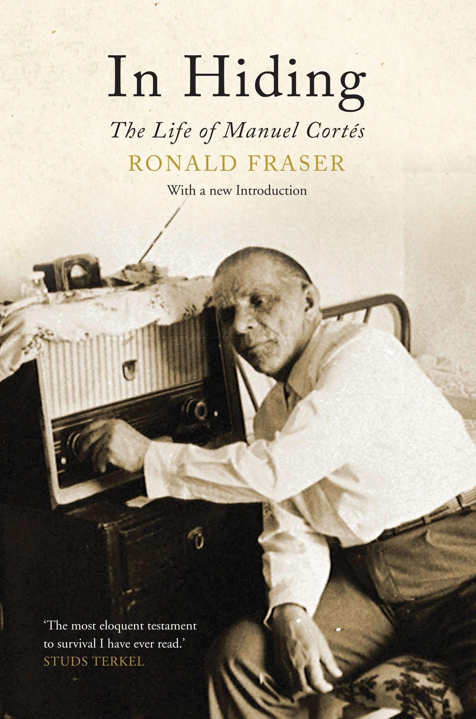 Download In Hiding: The Life of Manuel Cortes pdf