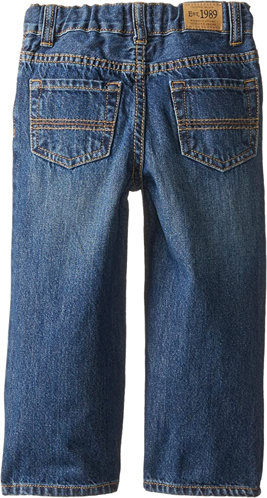 Baby Boys Loose Fit Jeans