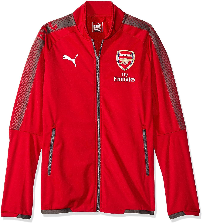 Puma Herren AFC Stadium Jacket with Sponsor Jacke