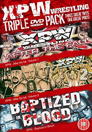 XPW - Triple Pack [Reino Unido] [DVD]: Amazon.es: Xpw-Triple Pack ...