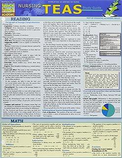 Ati teas test study guide 2018 2019 ati teas study manual with full nursing teas guide quick study academic fandeluxe Images