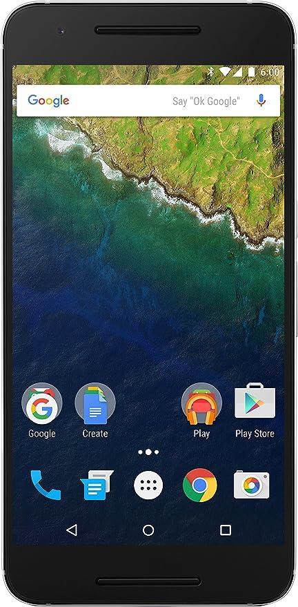 Huawei 6P Nexus Smartphone Desbloqueado 4G (Pantalla: 5.7 Pulgadas: Amazon.es: Electrónica