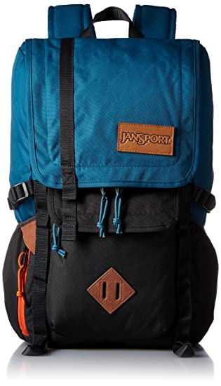 Amazon.com: Jansport Hatchet Unisex Backpack (Corsair Blue ...
