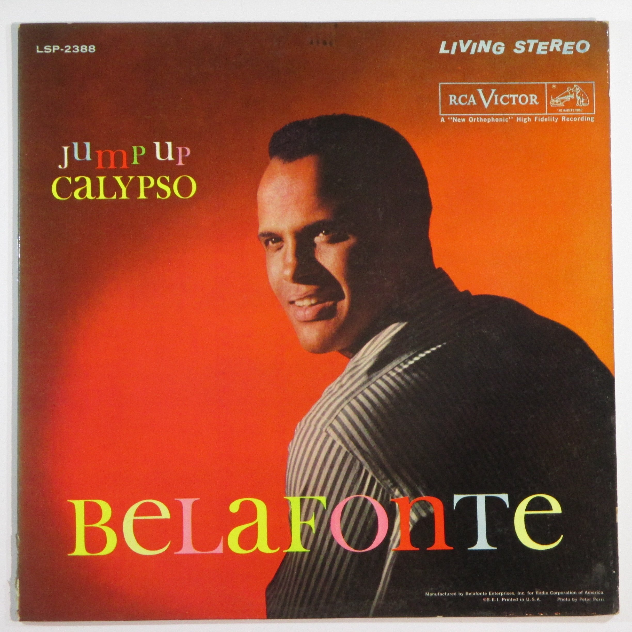 Jump Up Calypso by RCA Victor