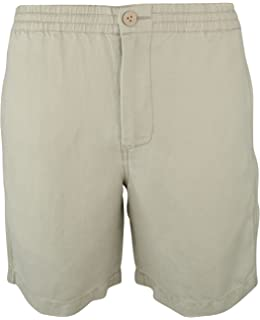 084c7694ad Tommy Bahama Men's Beach Linen 10-Inch Cargo Shorts at Amazon Men's ...