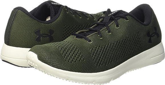 Under Armour UA Rapid, Zapatillas de Entrenamiento para Hombre, Verde (Rifle Green), 40.5 EU: Amazon.es: Zapatos y complementos