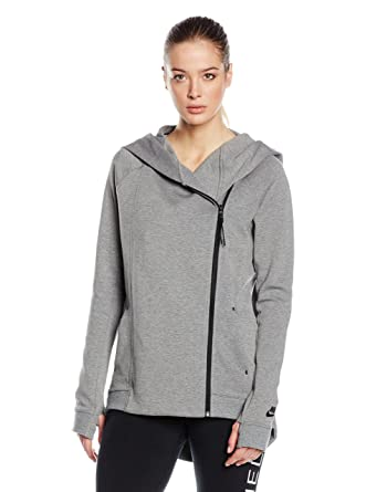 9803ceee4ccb Nike Women s Tech Fleece Cape at Amazon Women s Clothing store