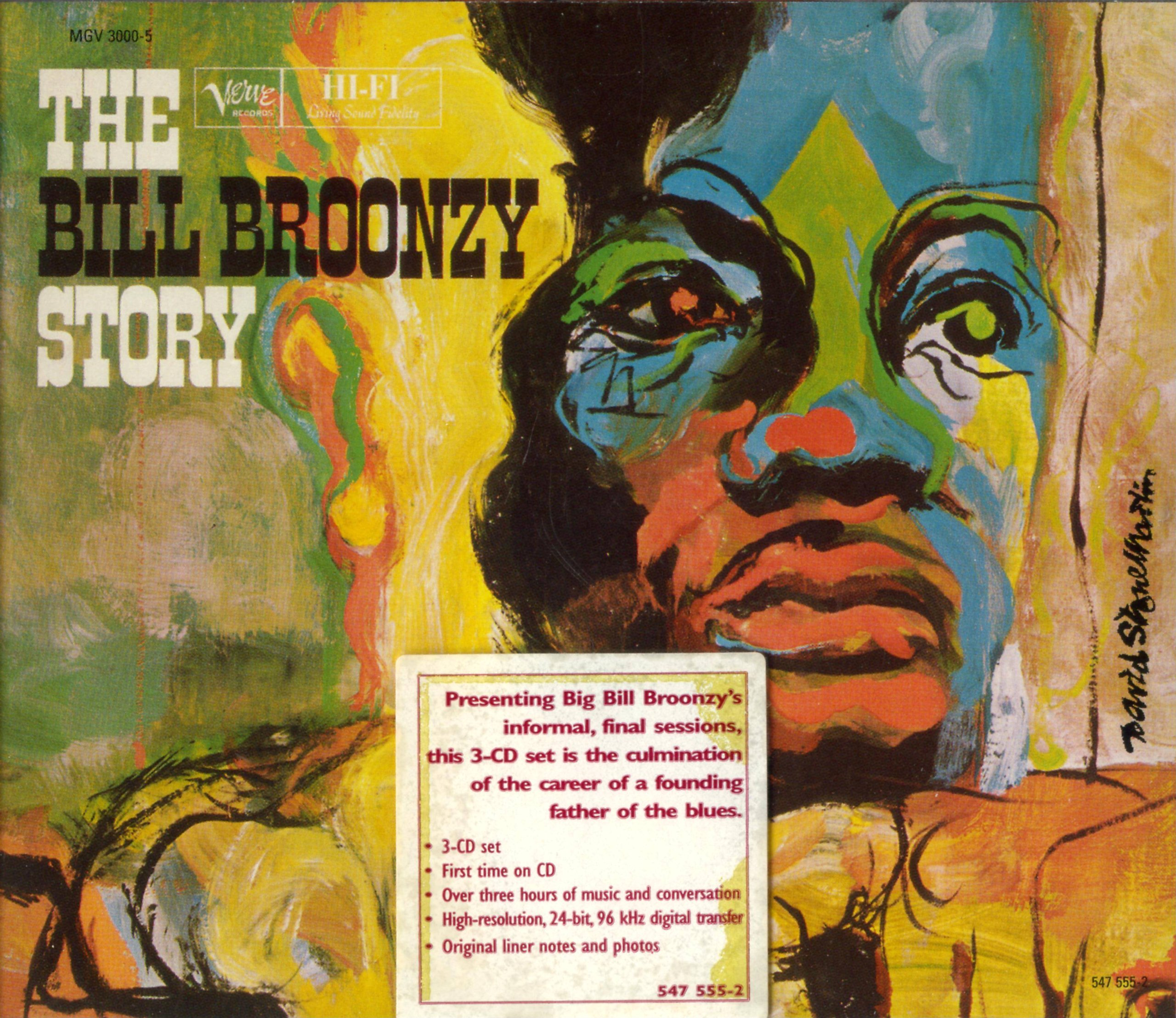 Bill Broonzy Story