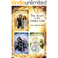 The Secret of the Golden Gods: Omnibus Edition (Books 1-3) Complete Series