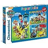 Clementoni 25209 - Paw Patrol Puzzle, 3 x 48 Pezzi