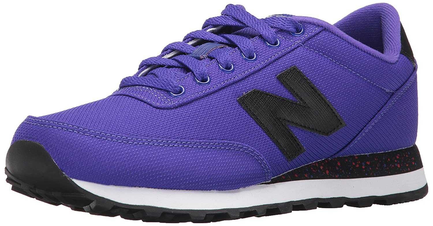 New Balance Women's 501v1 Sneaker B01MYPG9VS 5.5 B(M) US|Spectral/Black