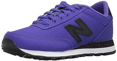 New Balance Women s 501V1 Sneaker Spectral Black 5 ... c11a48353