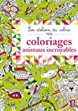 Coloriages Animaux incroyables