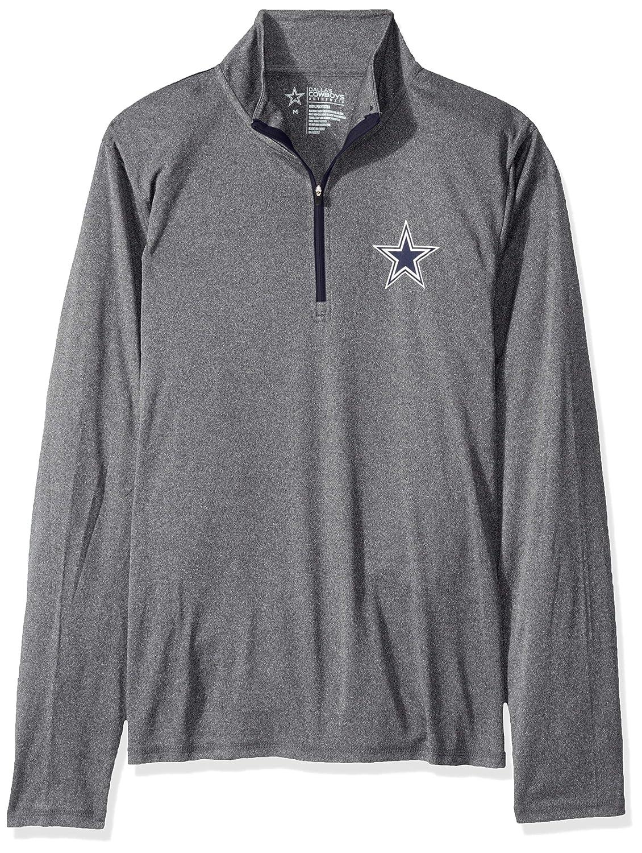 sports shoes b7204 dc59d Amazon.com : Dallas Cowboys NFL Mens Arnie Quarter-Zip ...