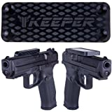 Amazon Price History for:Magnetic Gun Mount & Holster For Vehicle And Home - HQ Rubber Coated 35 Lbs Rated - Firearm Accessory. Concealed Holder For Handgun, Rifle, Shotgun, Pistol, Revolver, Truck, Car, Wall, Vault, Desk...