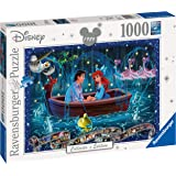 Ravensburger Ravensburger Disney Moments 1989 Little Mermaid 1000 Pieces Puzzle