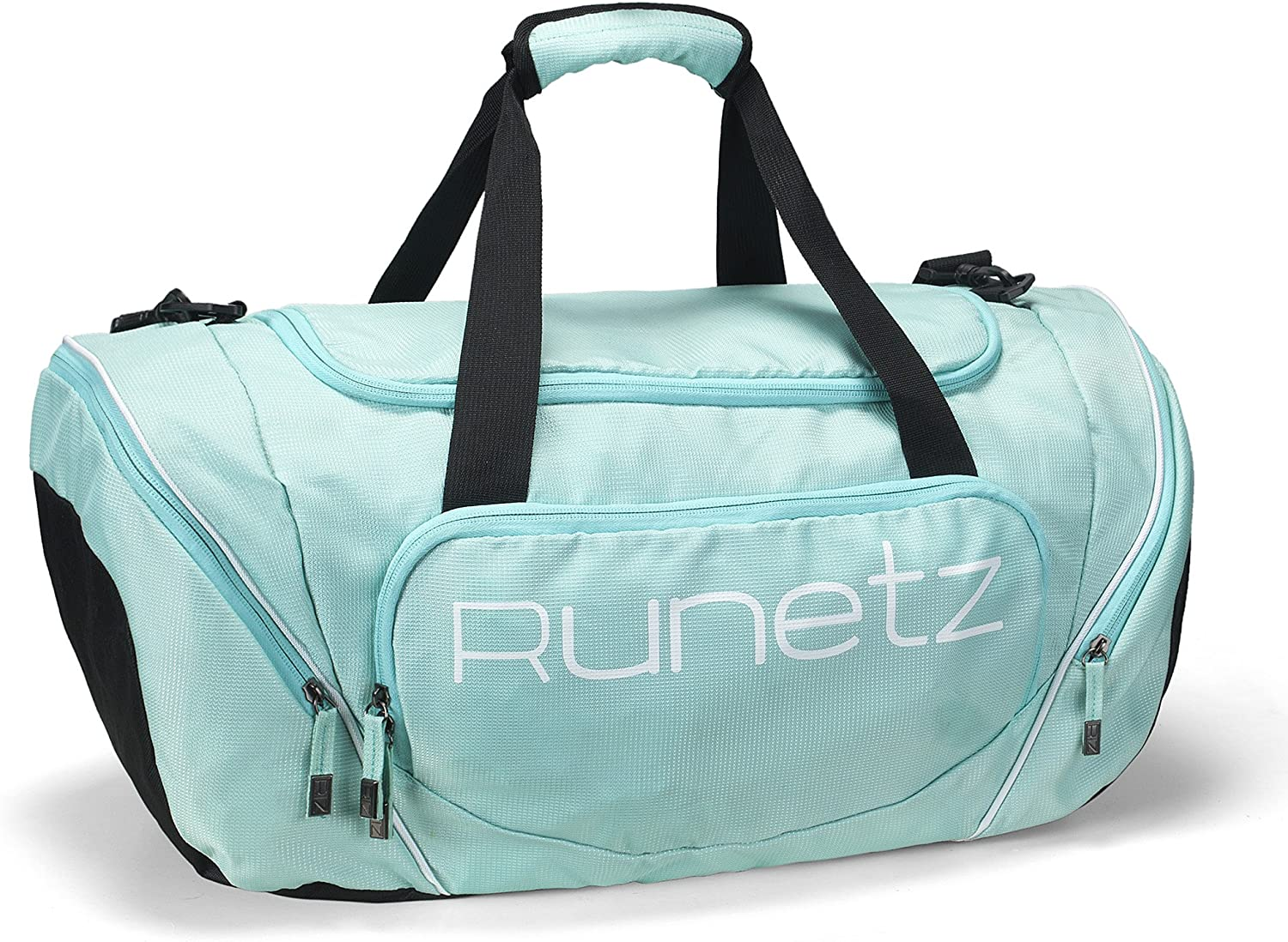 Runetz - Gym Bag for Women and Men - Ideal Workout Overnight Weekend Bag - Sport Duffle Bag - Large Size, 20
