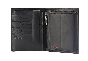88bda96cdbb Samsonite Pro DLX 4S Portefeuille RFID 8cc + 2 Compartements 11cc + HFL + W  +