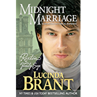 Midnight Marriage: A Georgian Historical Romance (Roxton Family Saga Book 1) (English Edition)