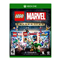 Deals on Lego Marvel Collection Xbox One