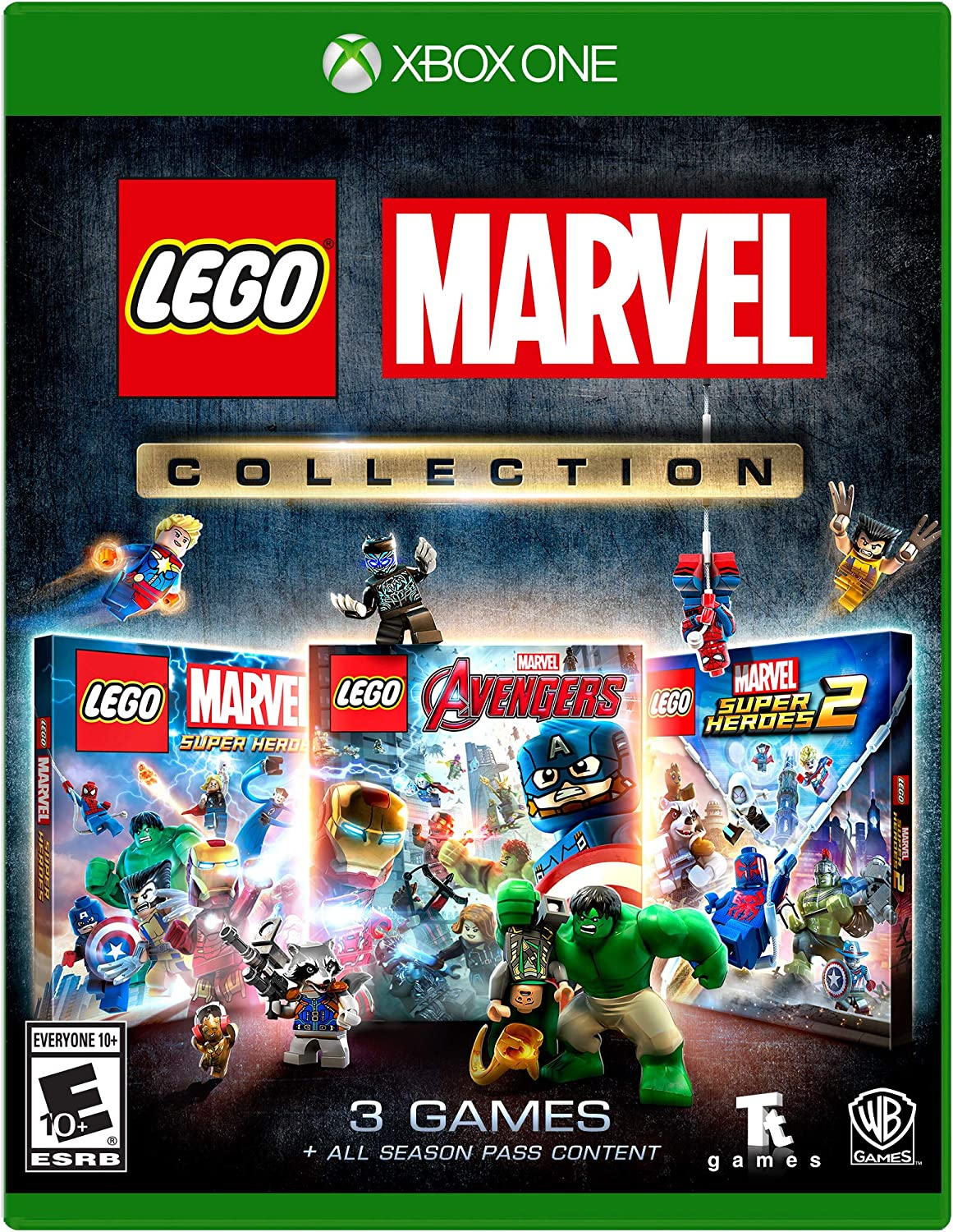 LEGO Marvel Collection for Xbo...