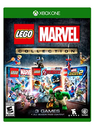 LEGO Marvel Collection for Xbox One [USA]: Amazon.es: Whv Games ...