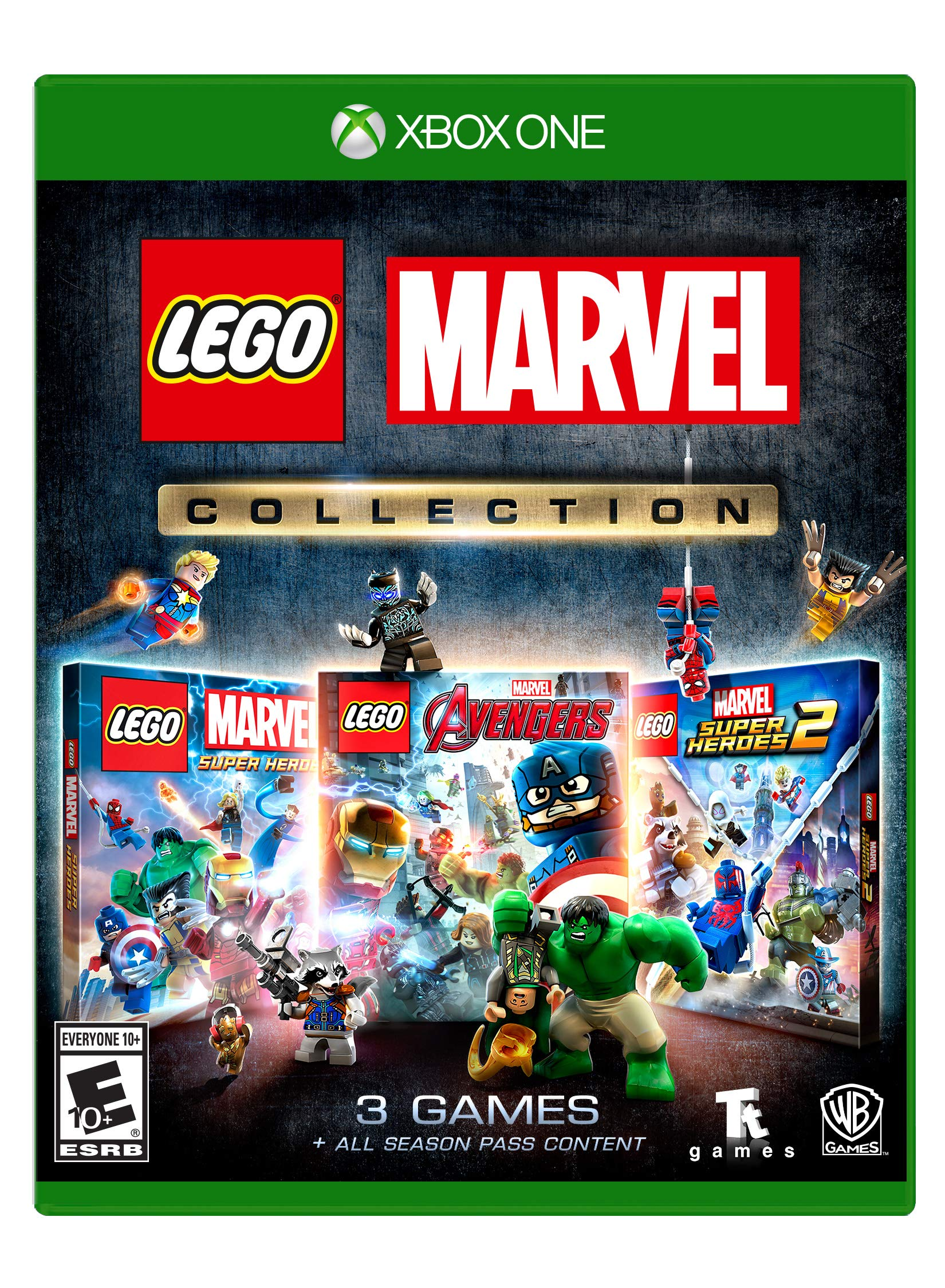 : Lego Marvel Collection Xbox One: Whv Games