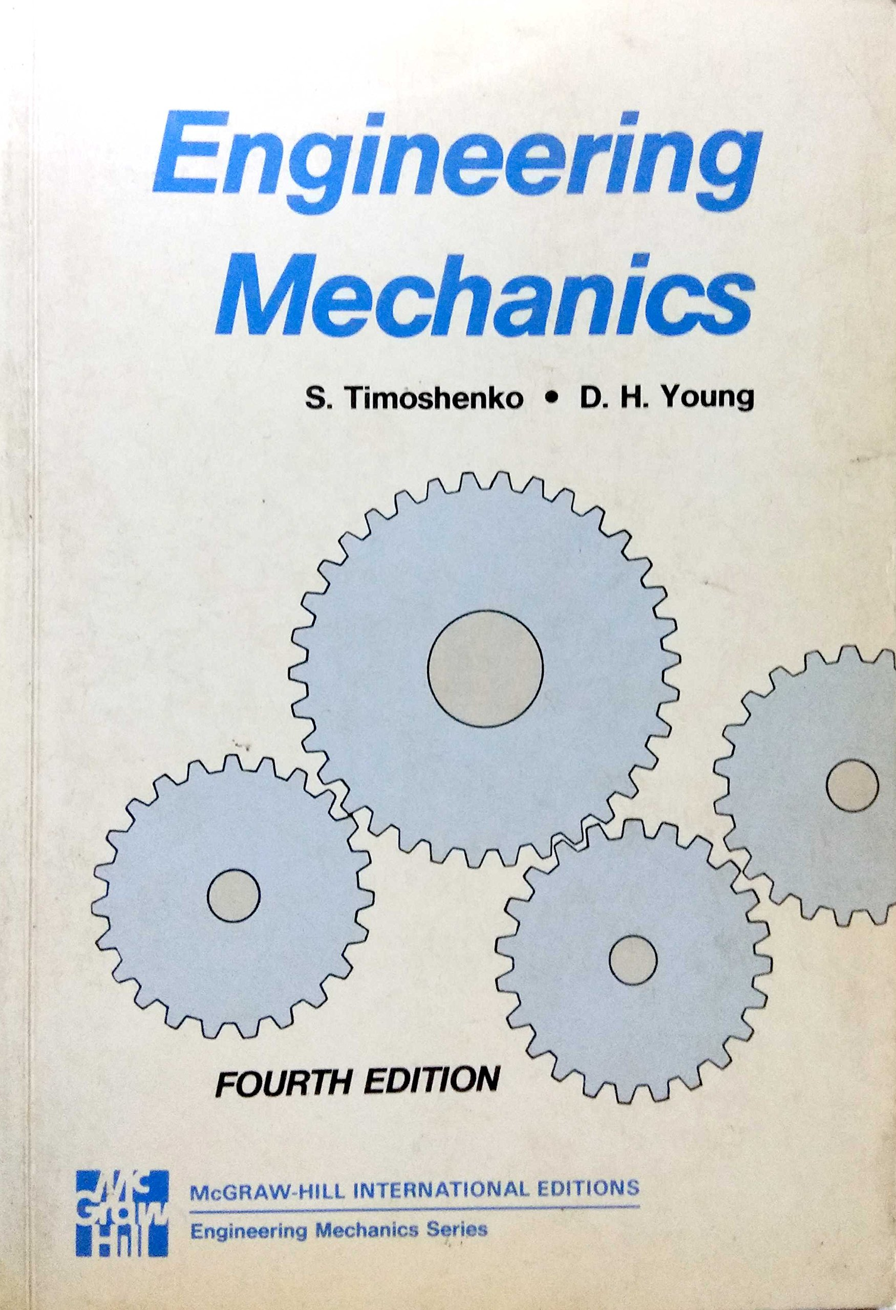 Amazon.in: Buy Engineering Mechanics by S. Timoshenko, D.H. Young Book  Online at Low Prices in India | Engineering Mechanics by S. Timoshenko, ...