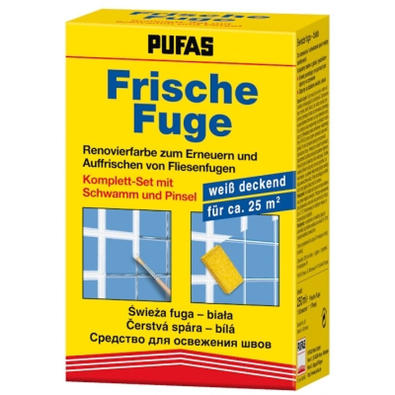 Pufas Frische Fuge Fugenfarbe 250 ml Komplett-Set: Amazon.de ...