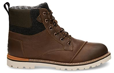 f1eba7f6c90 TOMS Men s Boots Brown brown - Brown - 40  Amazon.co.uk  Clothing