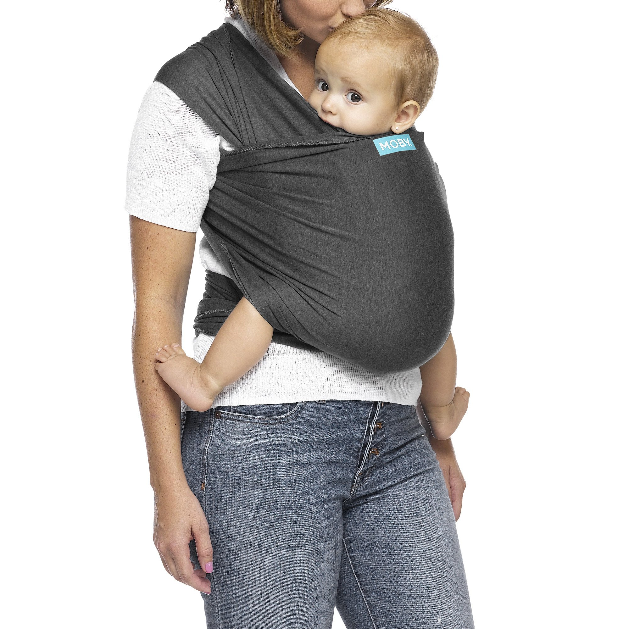 Moby Wrap Evolution, Charcoal