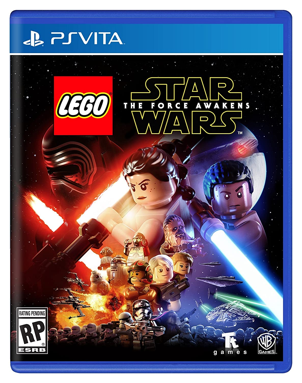 LEGO Star Wars: The Force Awakens - PlayStation Vita Standard Edition